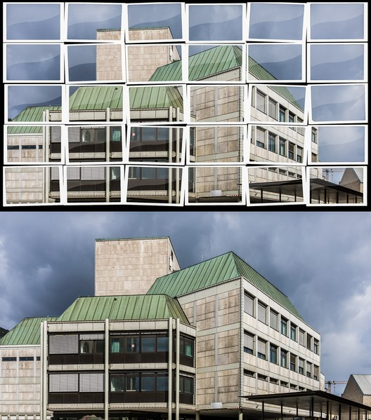 Subjektive Fotografie: Regensburger Kaufhaus