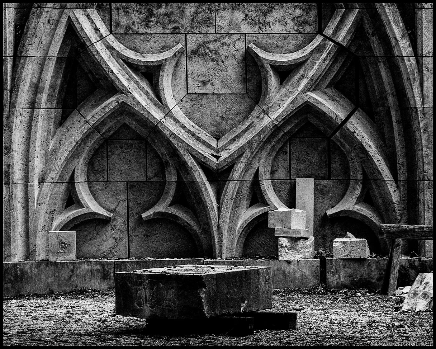 Regensburger Gotik: Mein Beitrag zur Linsenkunst-Sommerakademie 2017